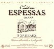 Château Espessas