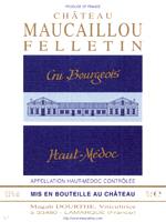 Château Maucaillou Felletin