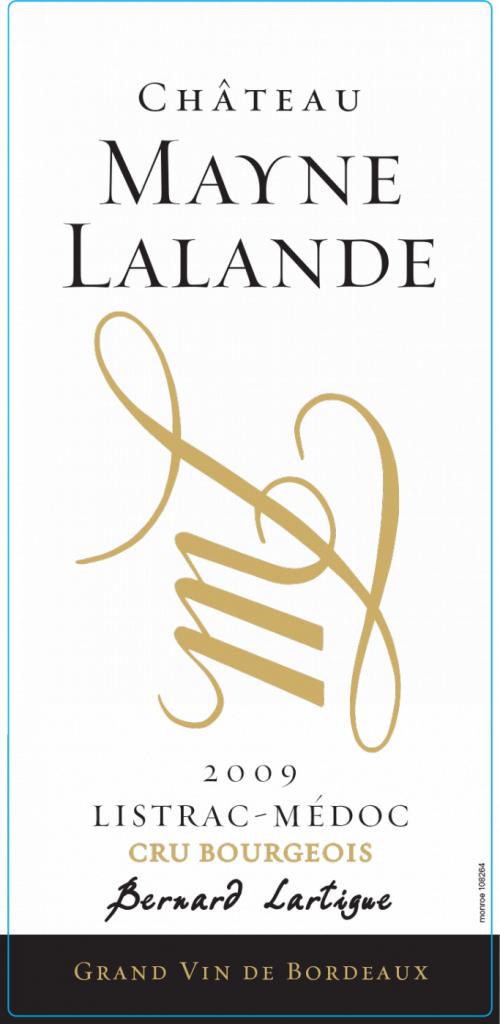 Château Mayne Lalande