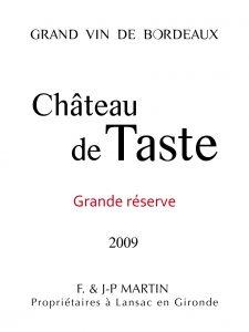 Château de Taste