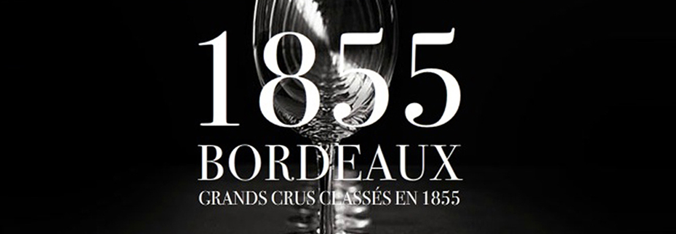 Grand Cru Classes en 1855