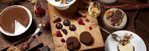 La Table tout chocolat de Laurent