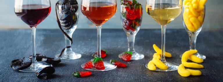 Wie kombiniert man Süßigkeiten mit Bordeaux Wein?