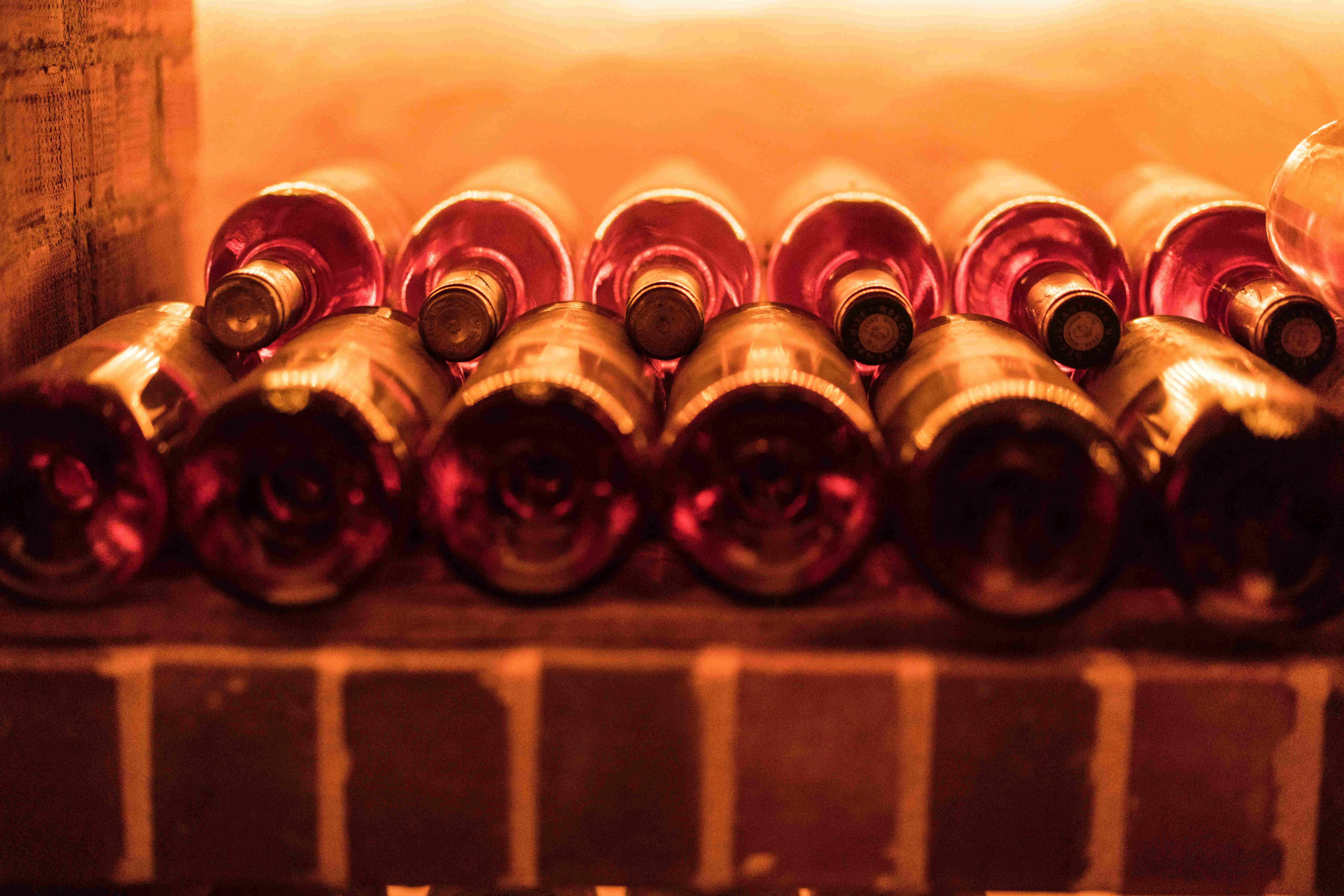 The delicate art of storing and ageing wine