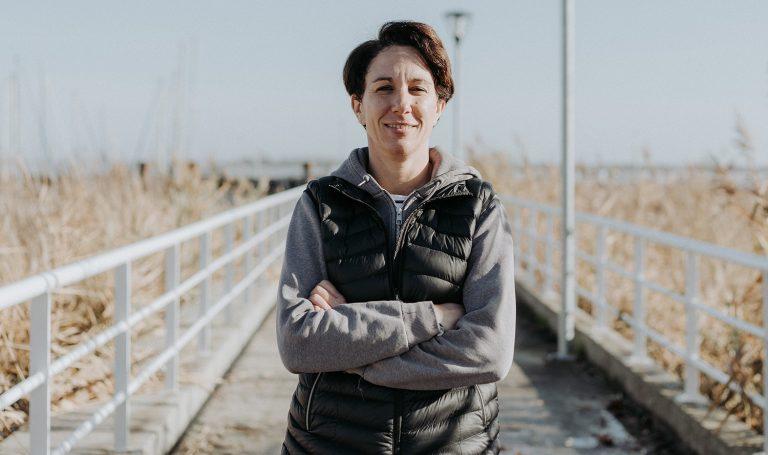 Sophie Martin, le parcours d'une autodidacte atypique.