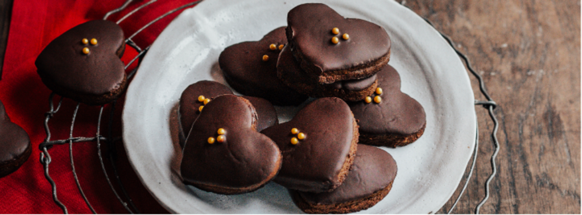 Surprise your loved ones with sweet pairings