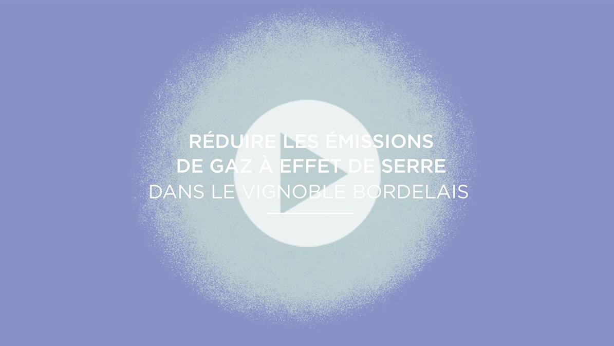 Réduire les émissions de gaz à effet de serre