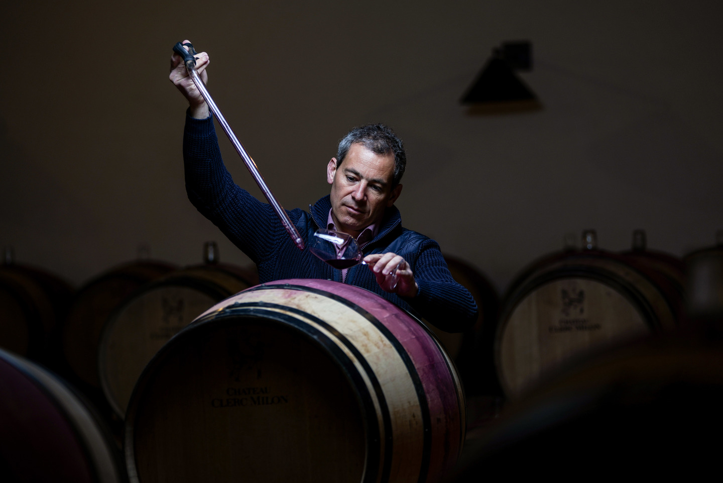 Up From Below: Celebrating Cellar Masters