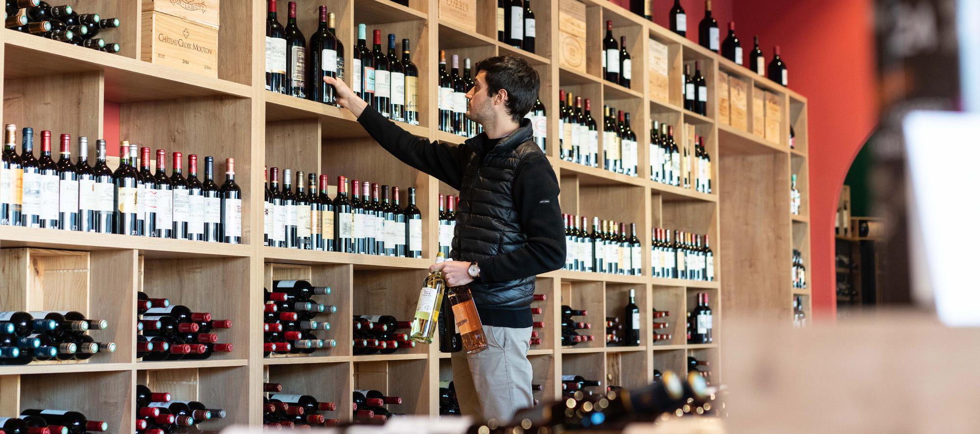 Décrypter les labels sur vos bouteilles de vin