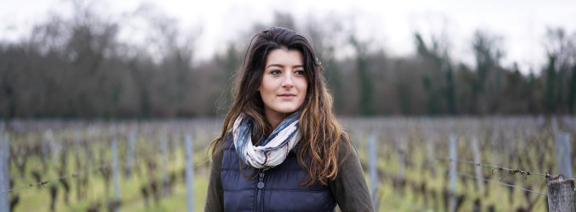 Bordeaux stellt sich vor: Léa Lalande-Rodriguez
