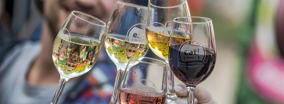 7e édition du festival eat! BRUSSELS, drink BORDEAUX: programme et nouveautés
