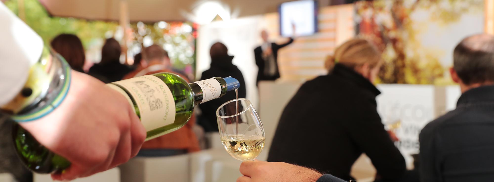 Het Paviljoen van de Wijnschool uit Bordeaux