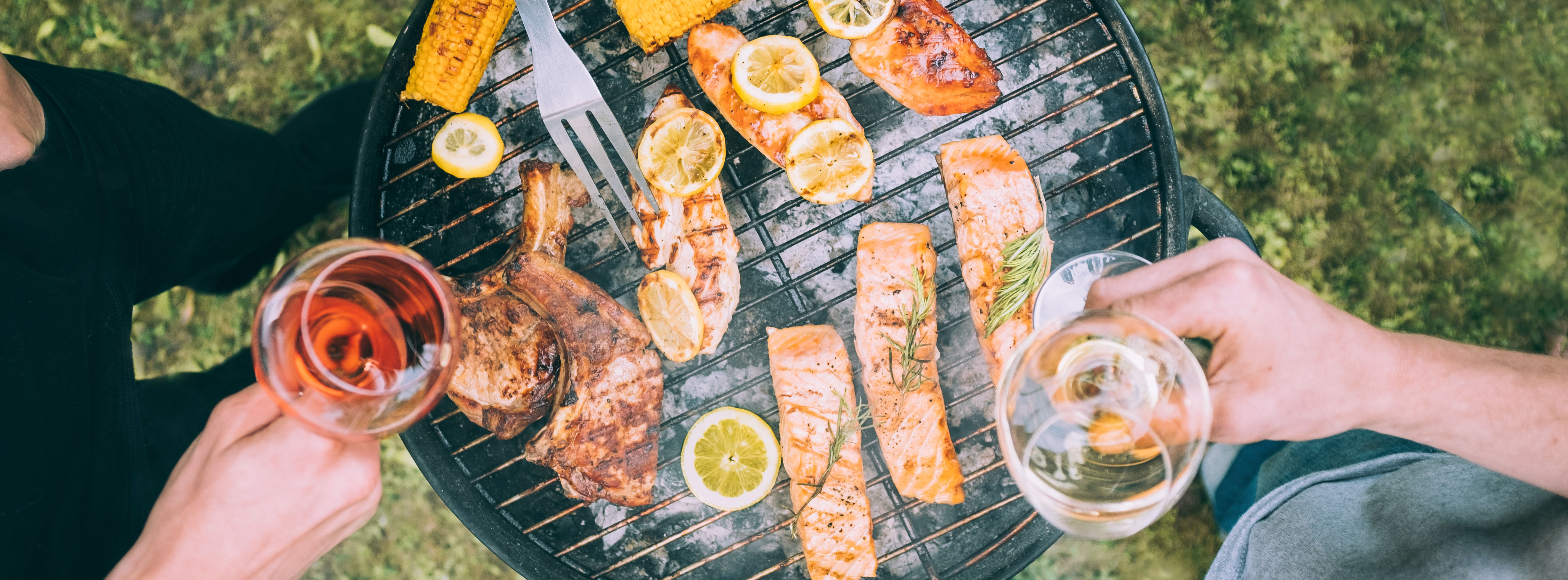 Bordeaux wines with barbecue food – why not?