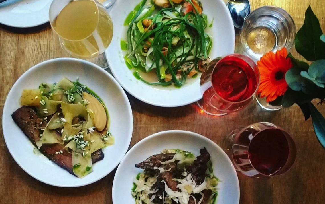 Clerkenwell Boy's favourite dishes