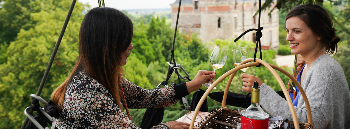 The unexpected and extraordinary activities of the vineyard
