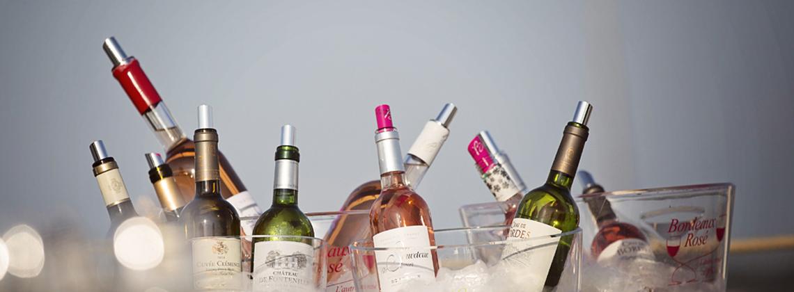 Les vins blancs secs de Bordeaux
